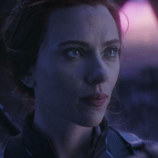 Vedova Nera in Avengers Endgame