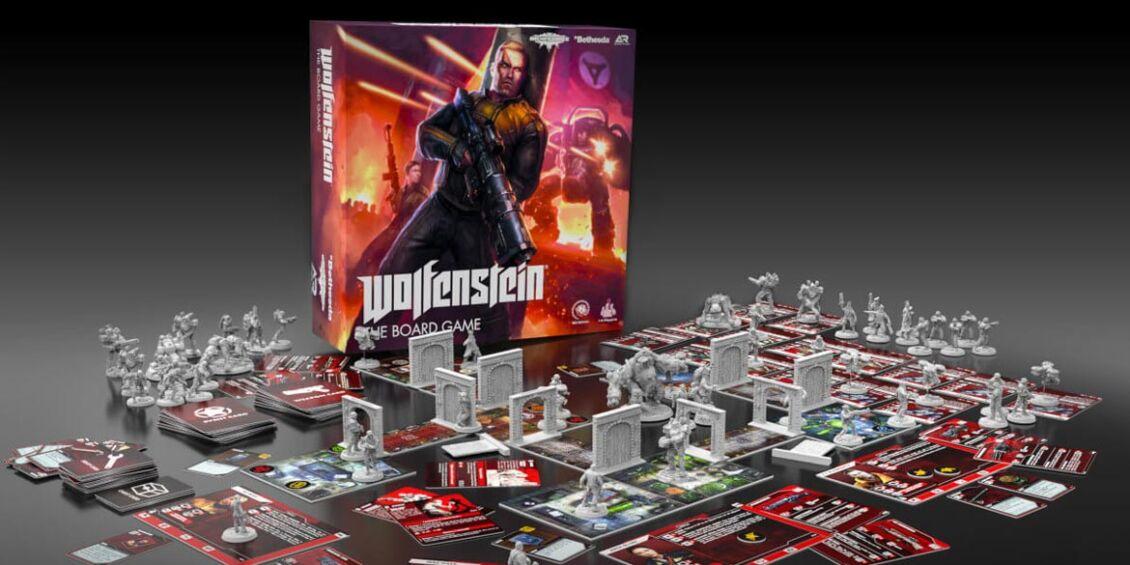 Wolfenstein: The Boardgame
