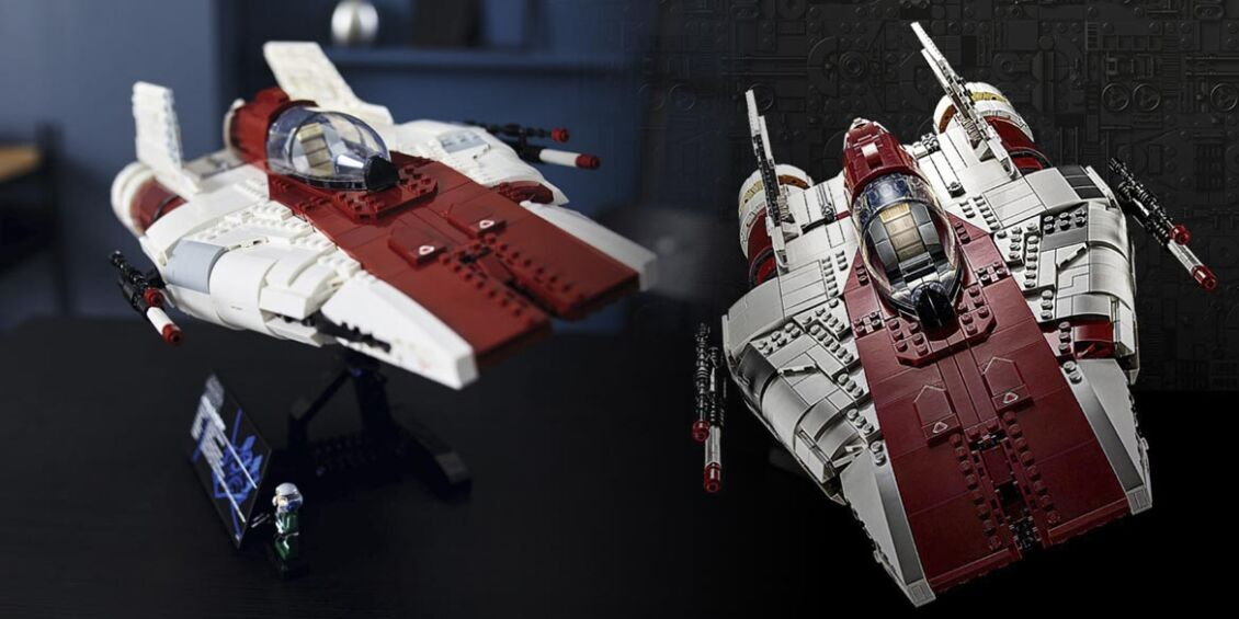 A-Wing Starfighter LEGO SET