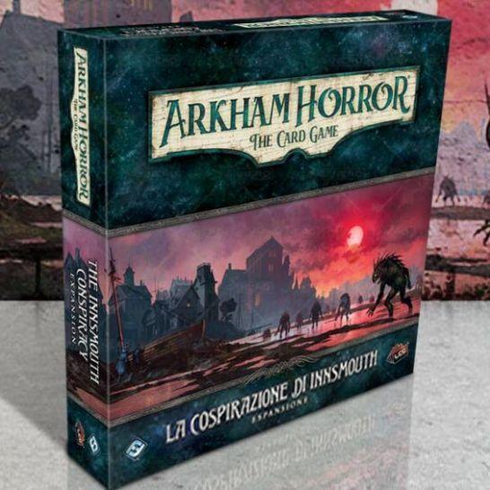 arkham horror la Cospirazione di Innsmouth