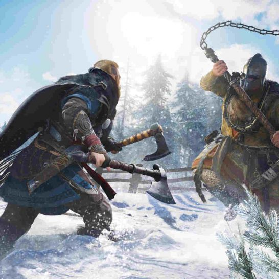The Legend of Beowulf DLC Assassin's Creed Valhalla