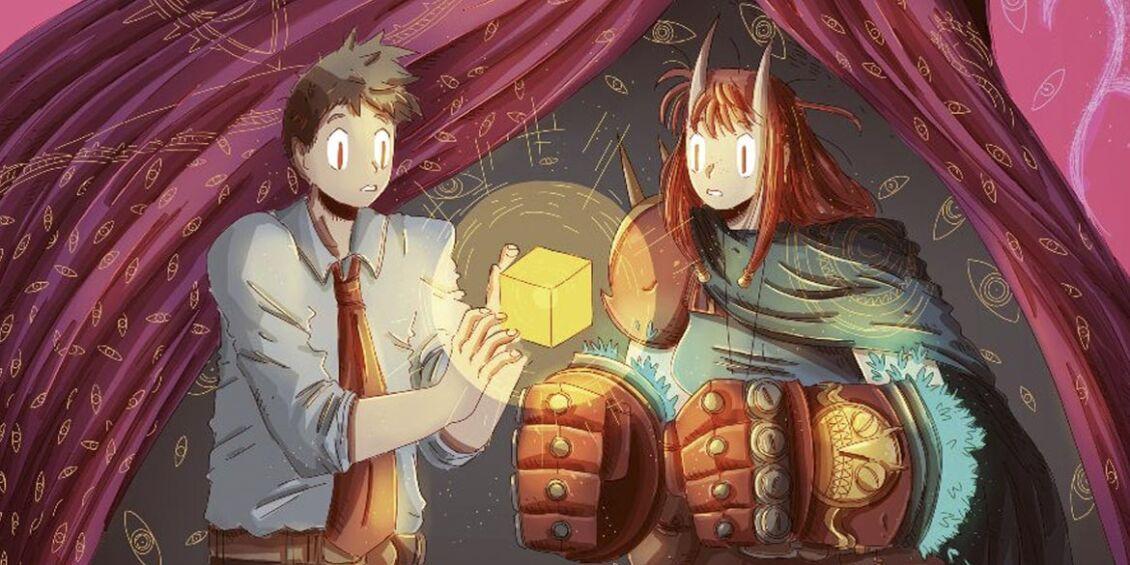 Il cubo dei mille mondi