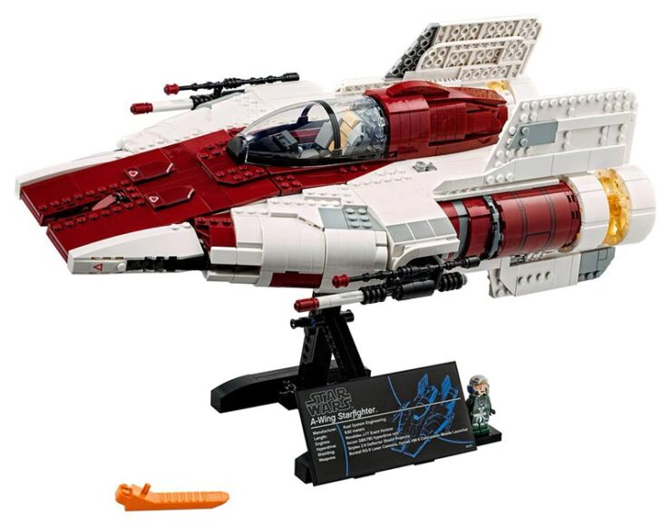A-Wing Starfighter LEGO