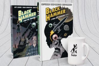 Black Hammer era del terrore