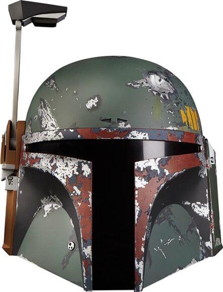 gadget Star Wars casco boba fett