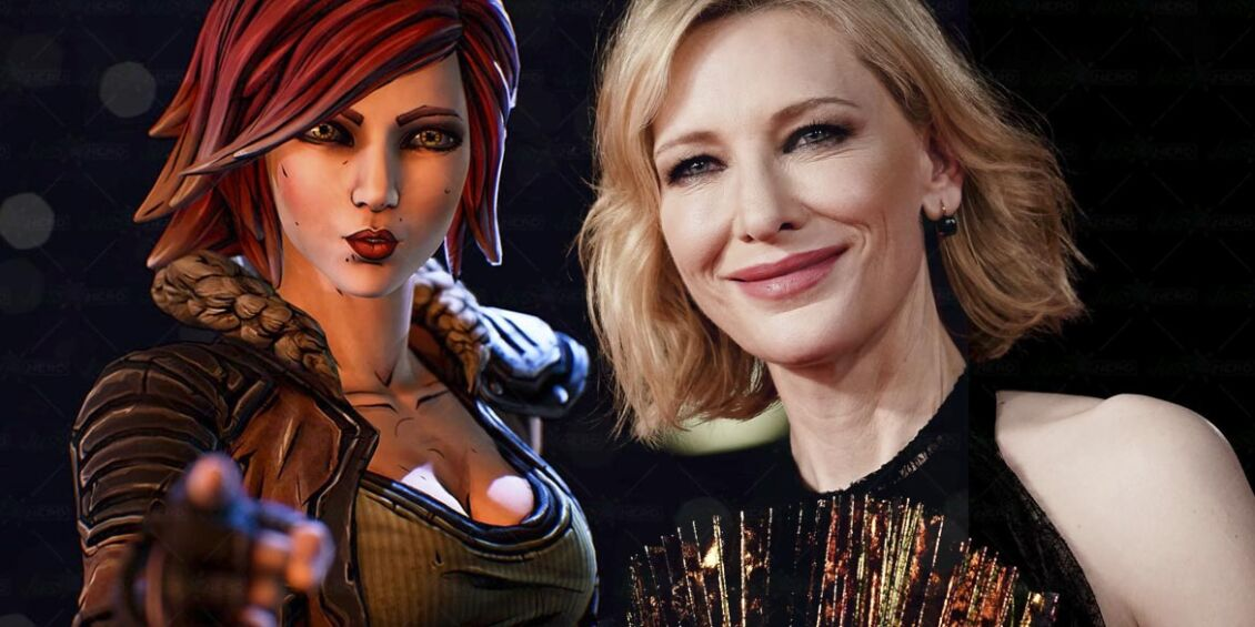 Cate Blanchett Borderlands lilith