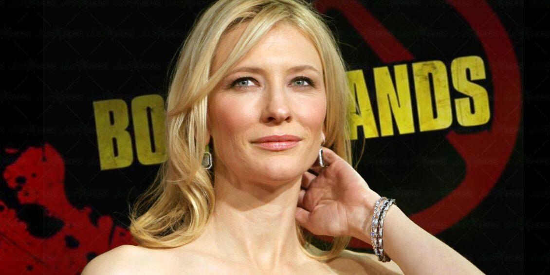 Cate Blanchett Lilith film borderlands