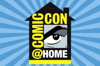 Comic-Con at Home comic-con san diego
