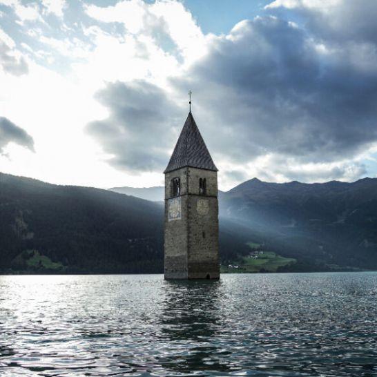 curon storia campanile