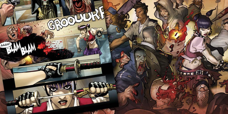 cmon fumetti zombicide