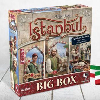 istanbul big box italiano