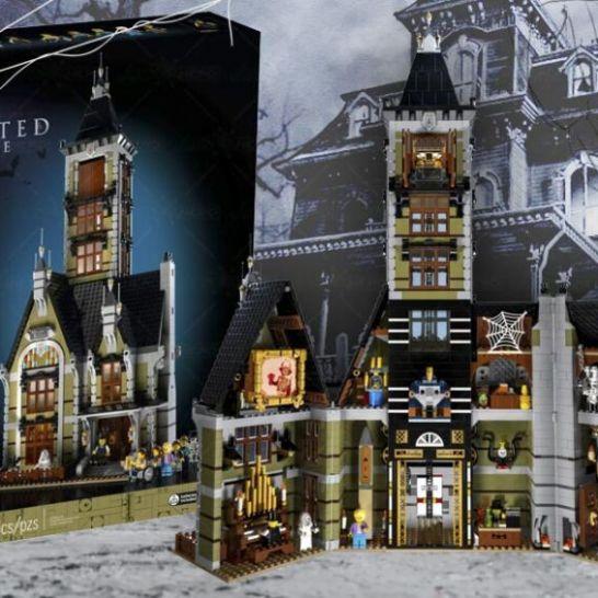 La casa stregata LEGO