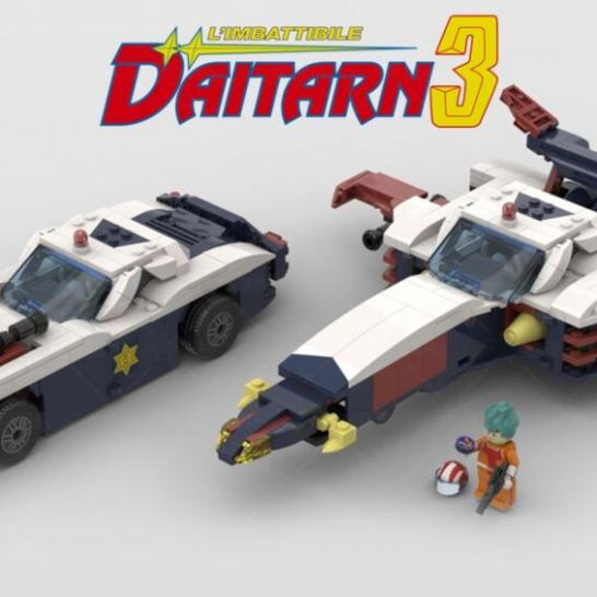 Mach Patrol LEGO