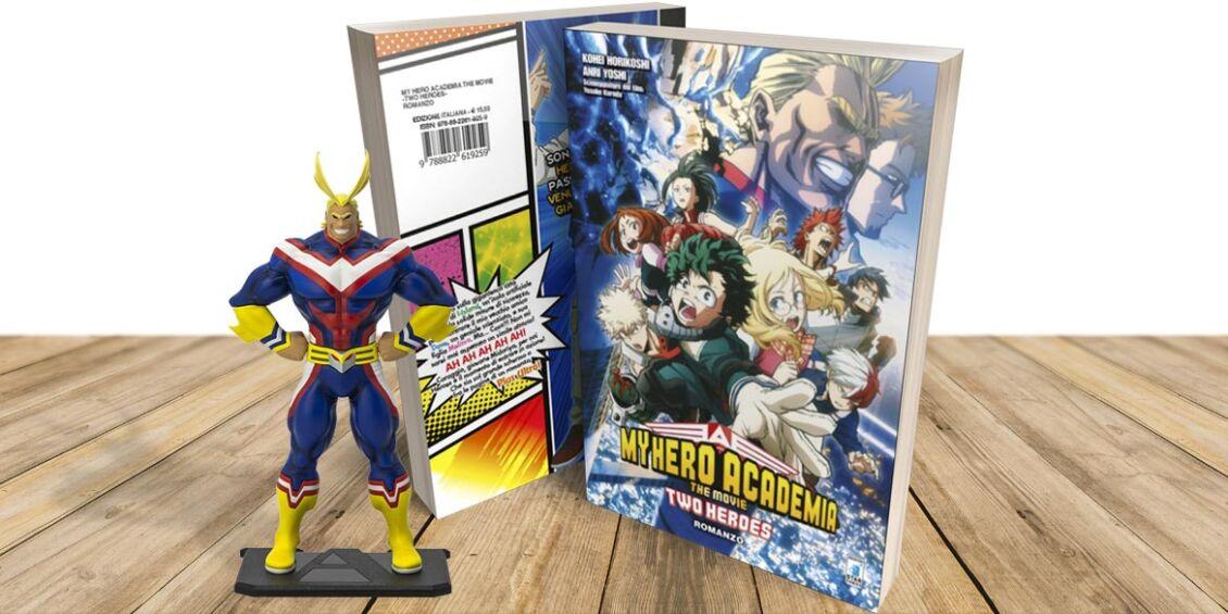 romanzo My Hero Academia