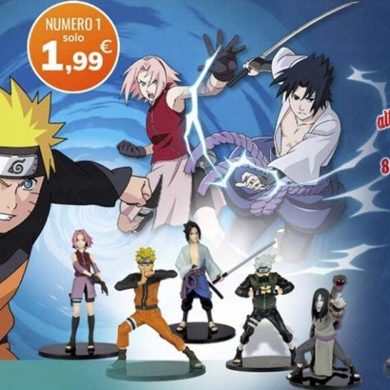 Naruto De Agostini
