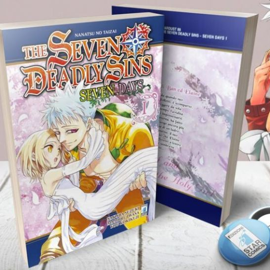 The Seven Deadly Sins Seven Days