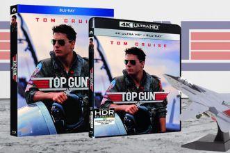 Top Gun Remastered 4K