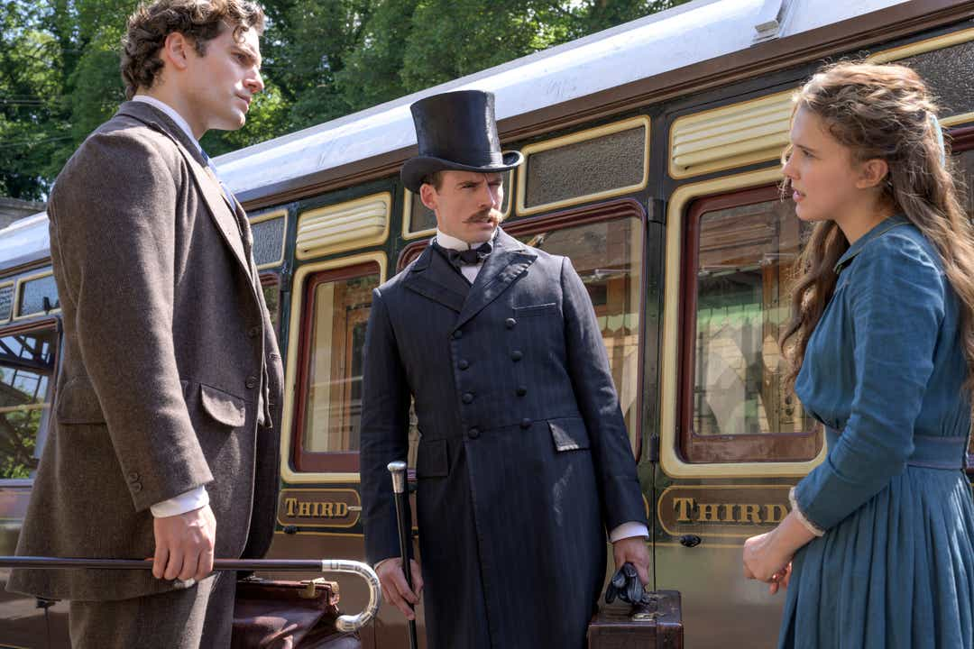 Enola Holmes: gli eredi di Conan Doyle fanno causa a Netflix