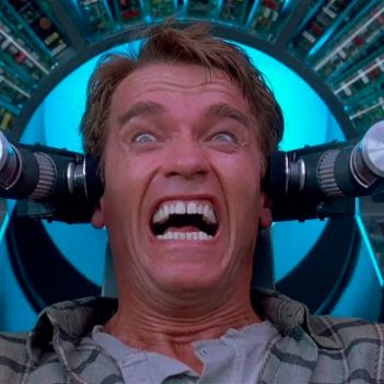 Total Recall Atto di Forza Arnold Schwarzenegger
