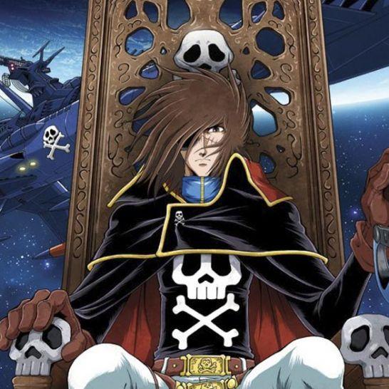 Capitan Harlock - Memorie dell'Arcadia