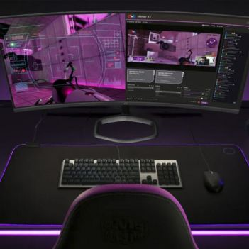Cooler Master monitor