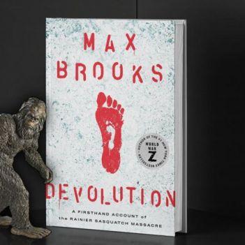 Devolution Max Brooks