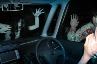 drive-in horror