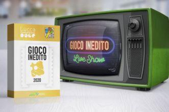 gioco inedito 2020 live show