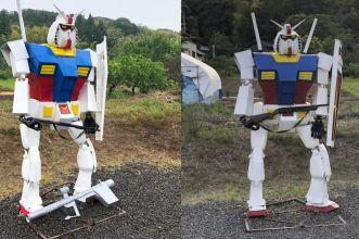 Hetare Gundam