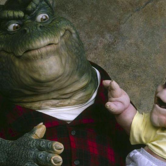 i dinosauri serie TV