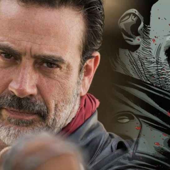 Jeffrey Dean Morgan Negan Lives