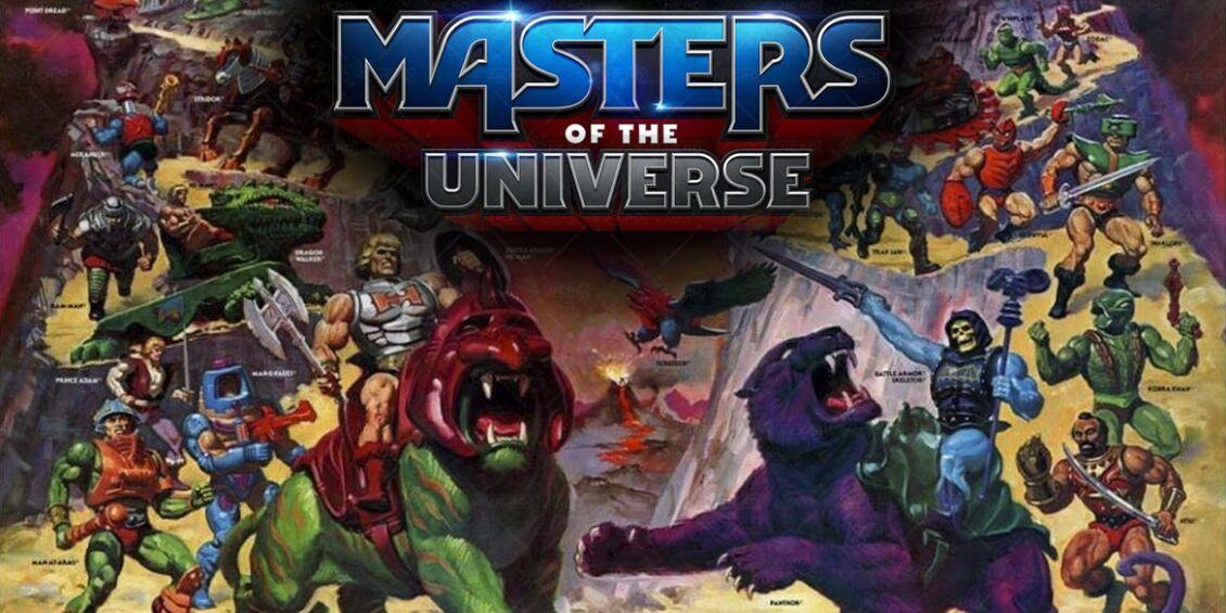 gioco da tavolo di Masters of the Universe