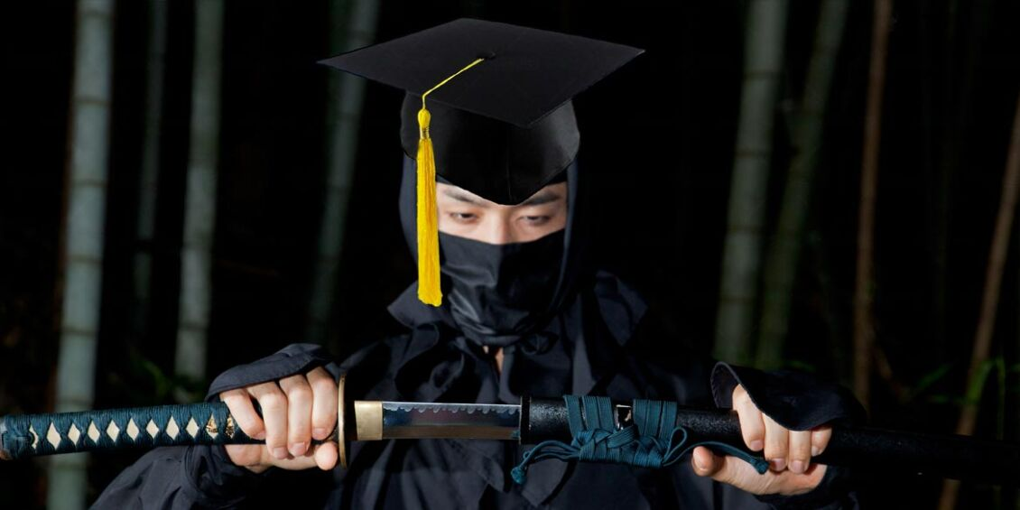 Ninja laurea