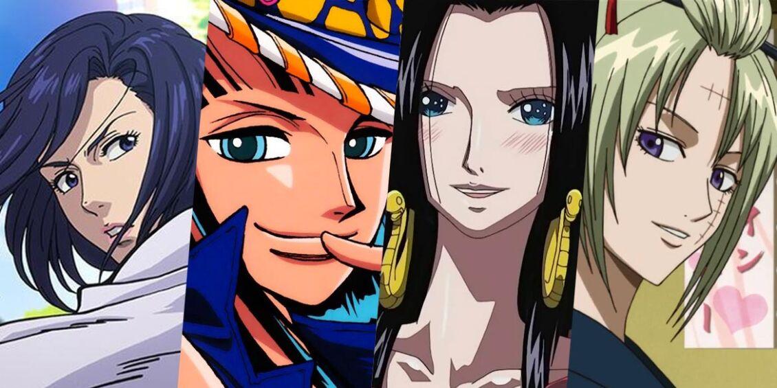 personaggi femminili manga