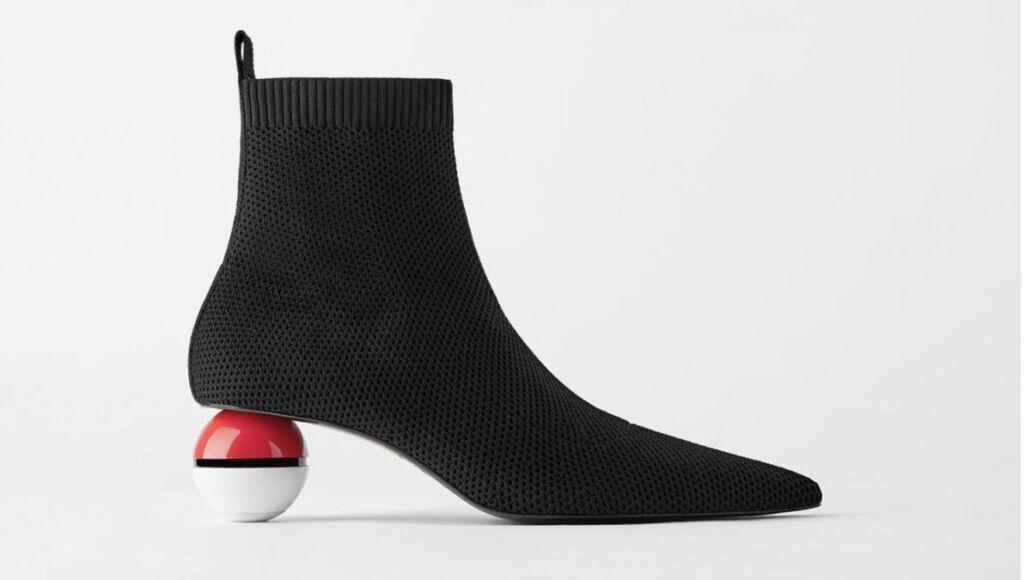 scarpe zara pokémon