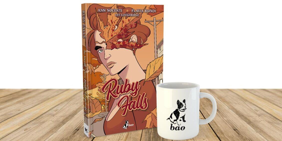 Ruby Falls Bao Publishing
