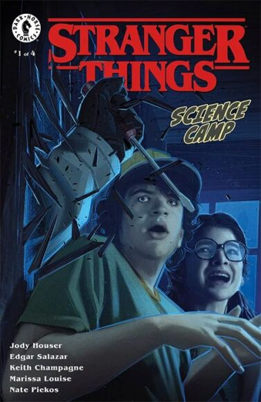 Stranger Things: Science Camp 1