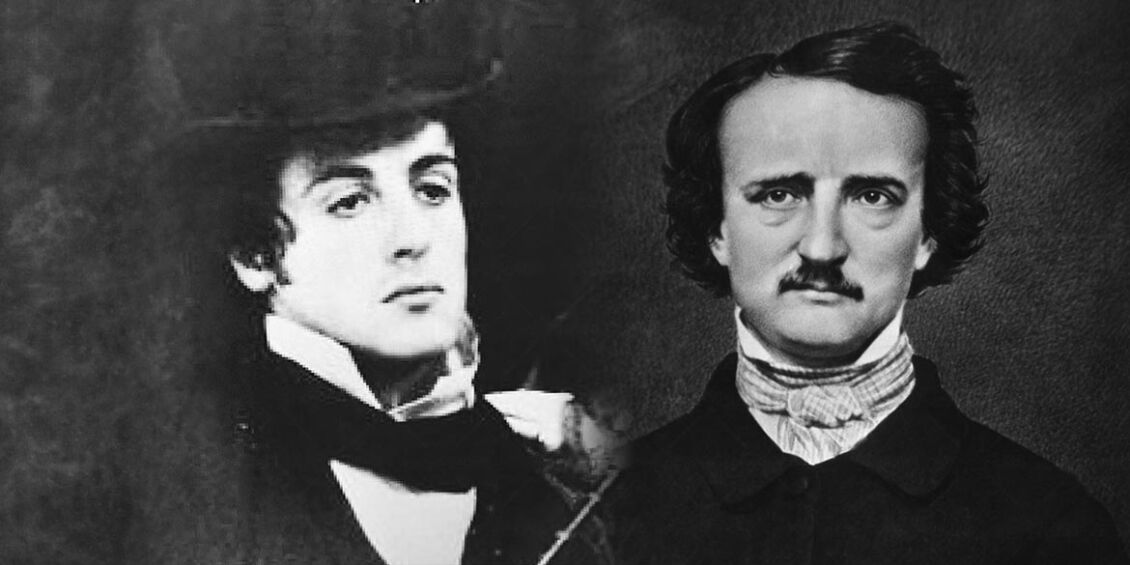 Sylvester Stallone Edgar Allan Poe