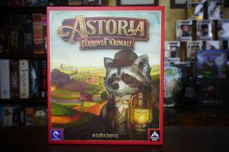 Astoria La Ferrovia degli Animali