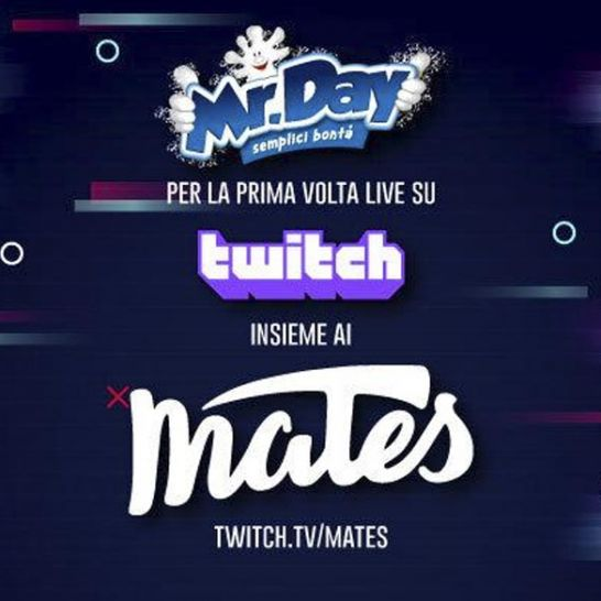 Mates Twitch Mr. Day