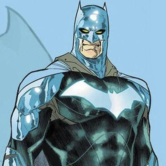 Batman 100 nuovo costume