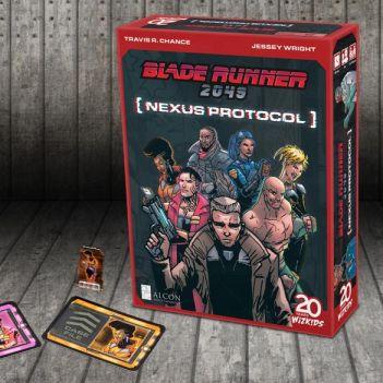 blade runner 2049 nexus protocol