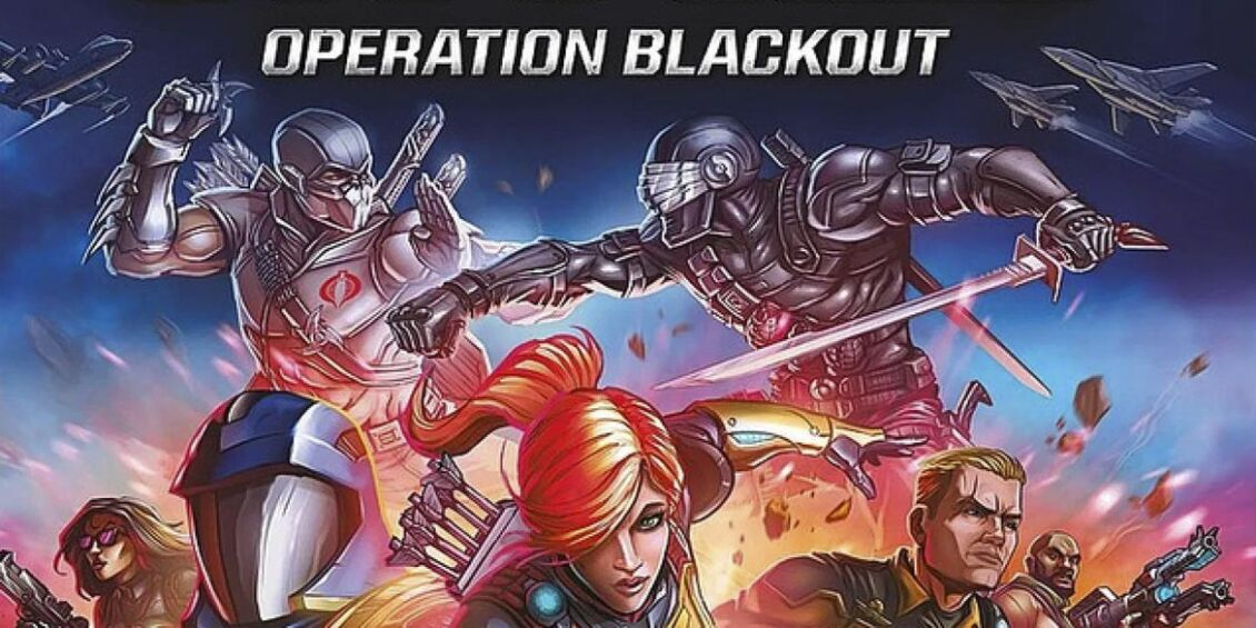 Scarlett, Storm Shadow, Snake Eyes e altri protagonisti del celebre franchise ritorneranno nel nuovo gioco G.I. Joe: Operation Blackout
