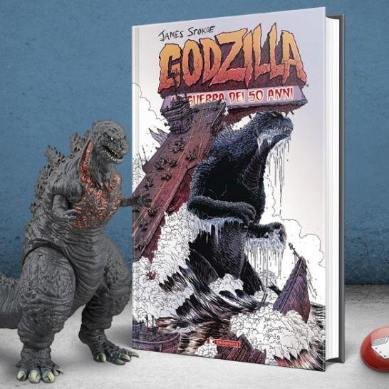 Godzilla - La guerra dei cinquant'anni