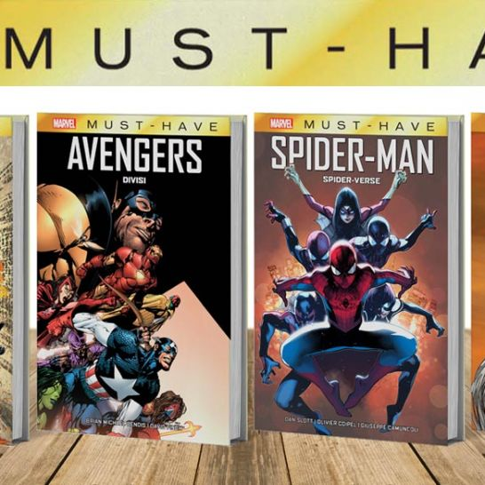 Marvel Must Have Panini