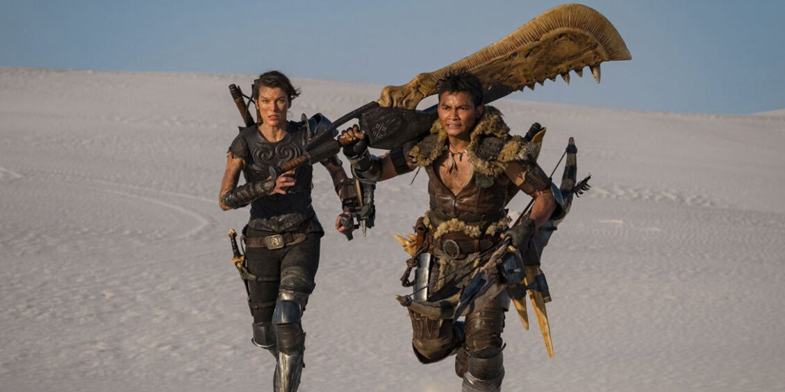 Monster Hunter, la nuova sinossi del film