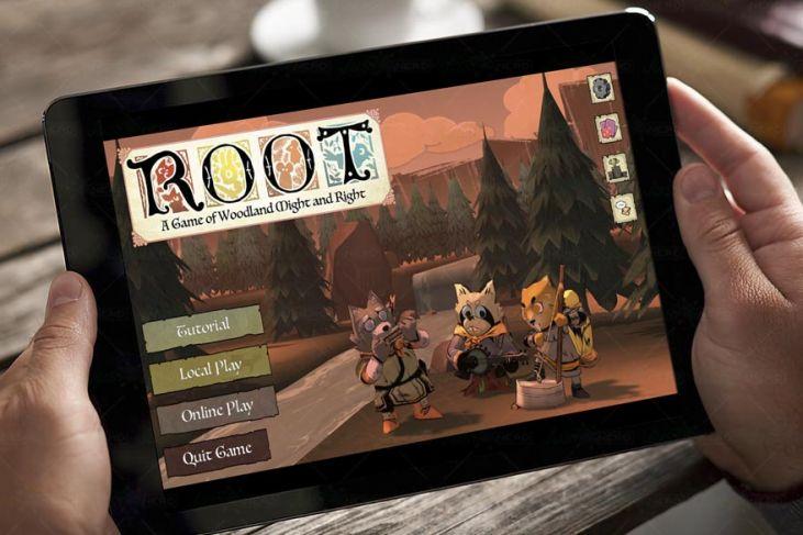 root versione digitale