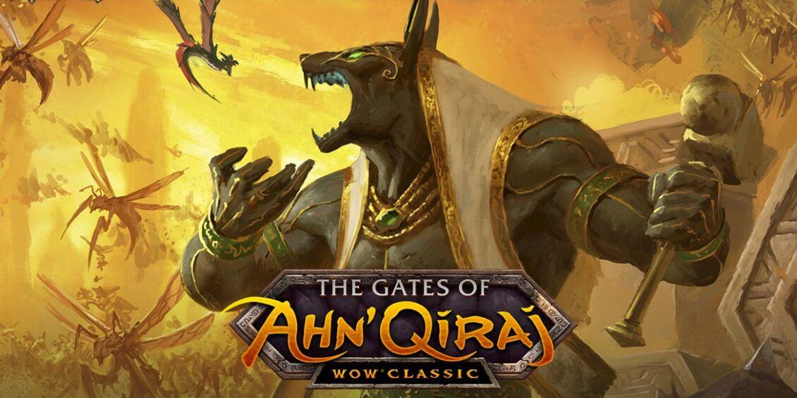 guerra di Ahn'Qiraj wow classic