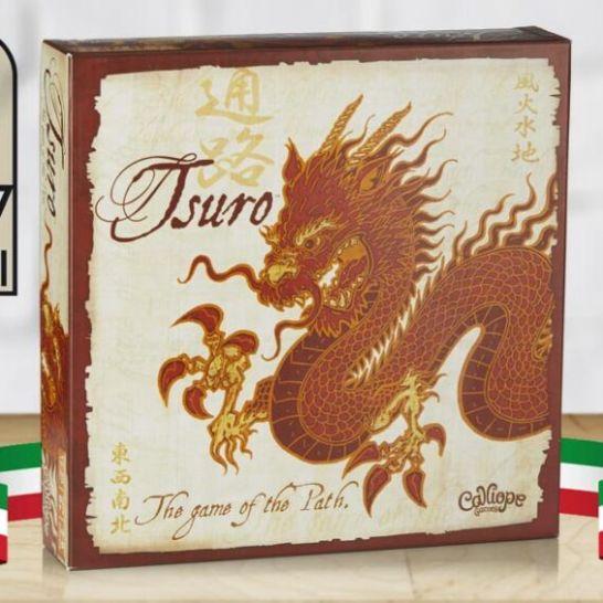 Tsuro edizione italiana