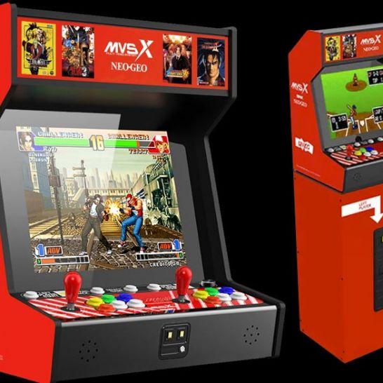 Neo Geo MVSX cabinato arcade snk